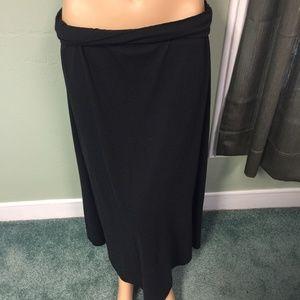 Lily Star black skirt size xl